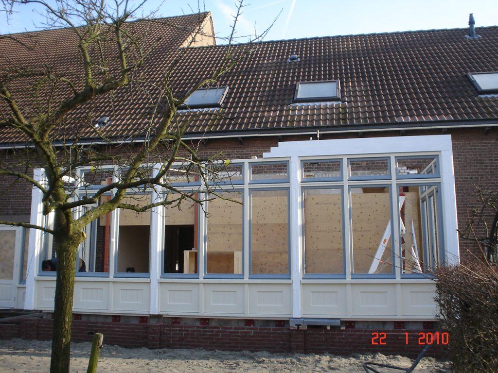 hoogvliet Renovatie/Restauratie boerderij Zwijndrecht