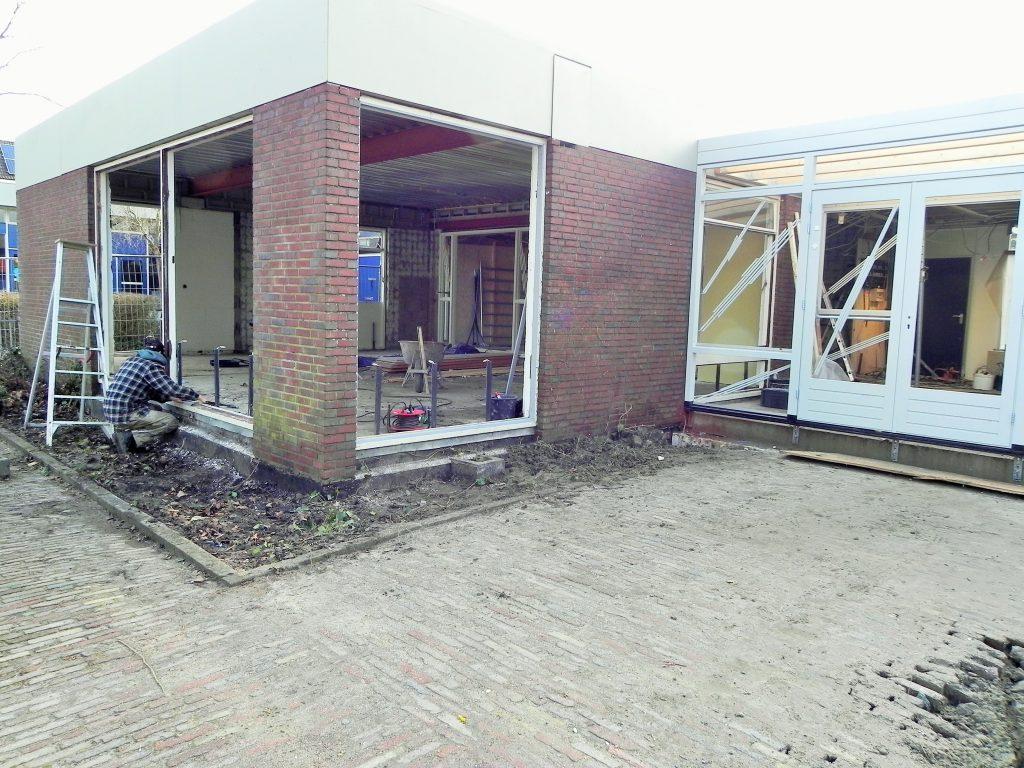 hoogvliet Verbouw/Renovatie basisschool Prins Constantijn te Papendrecht.