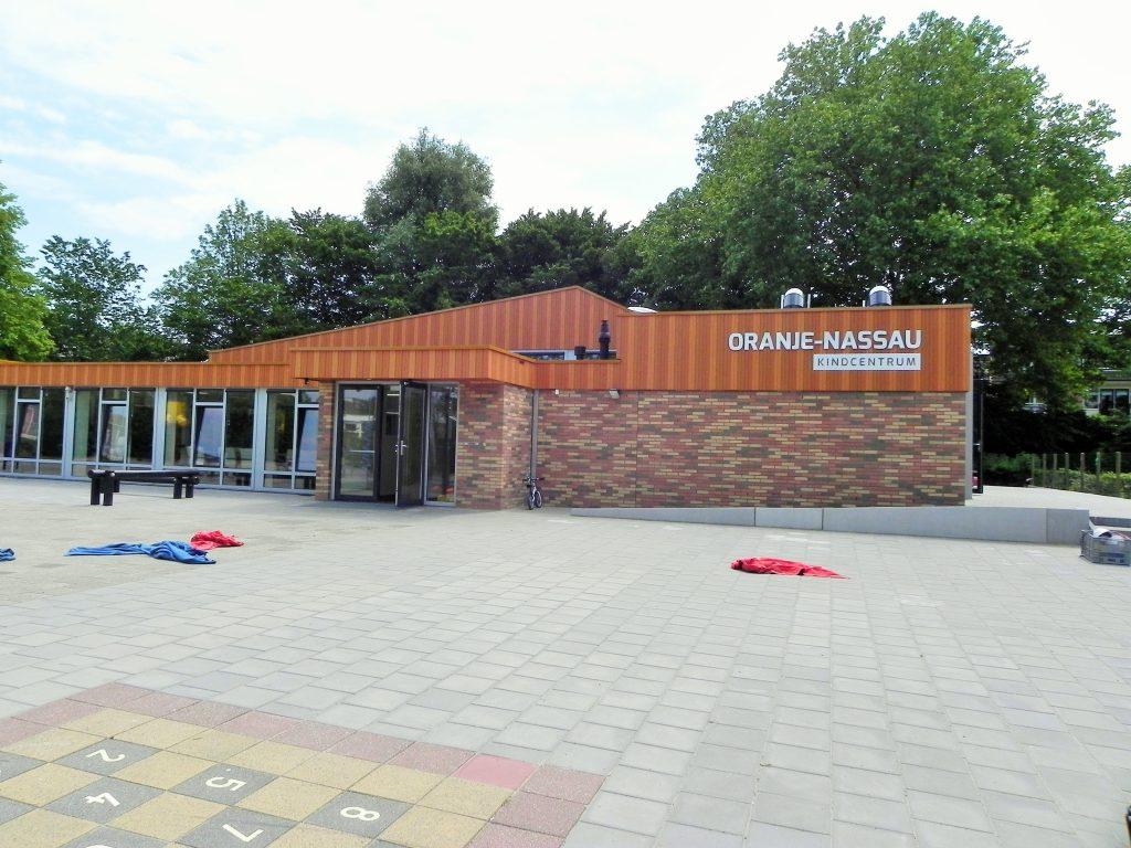 Hoogvliet project Kindcentrum Oranje Nassau
