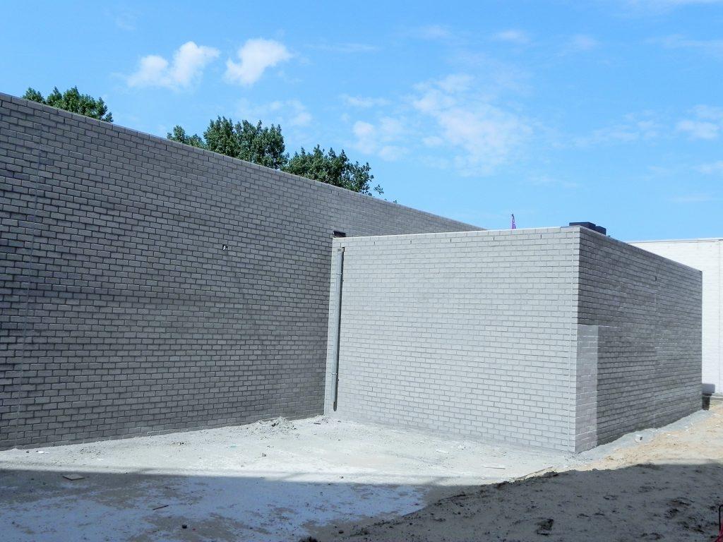 hoogvliet Nieuwbouw wateropslag t.b.v. sprinklerinstallatie walburg zwijndrecht
