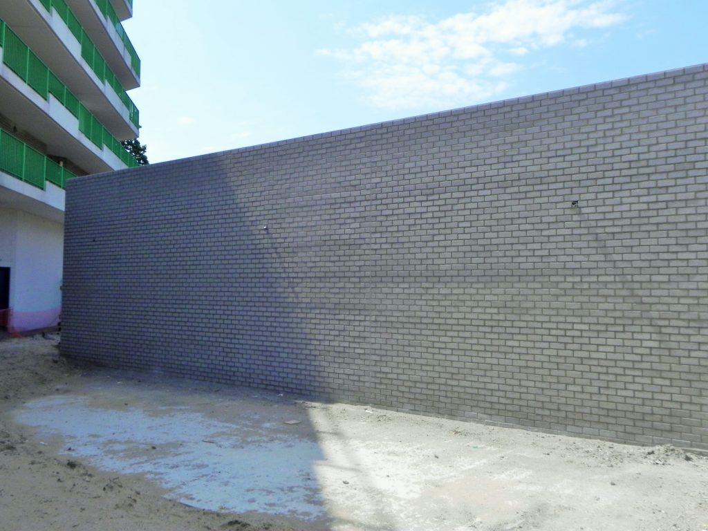 hoogvliet bouw bufferkelder wateropslag winkelcentrum walburg Zwijndrecht
