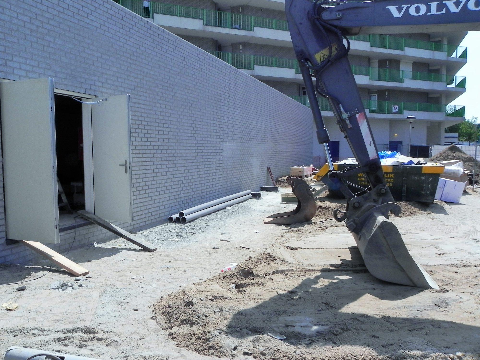 Winkelcentrum Walburg Zwijndrecht