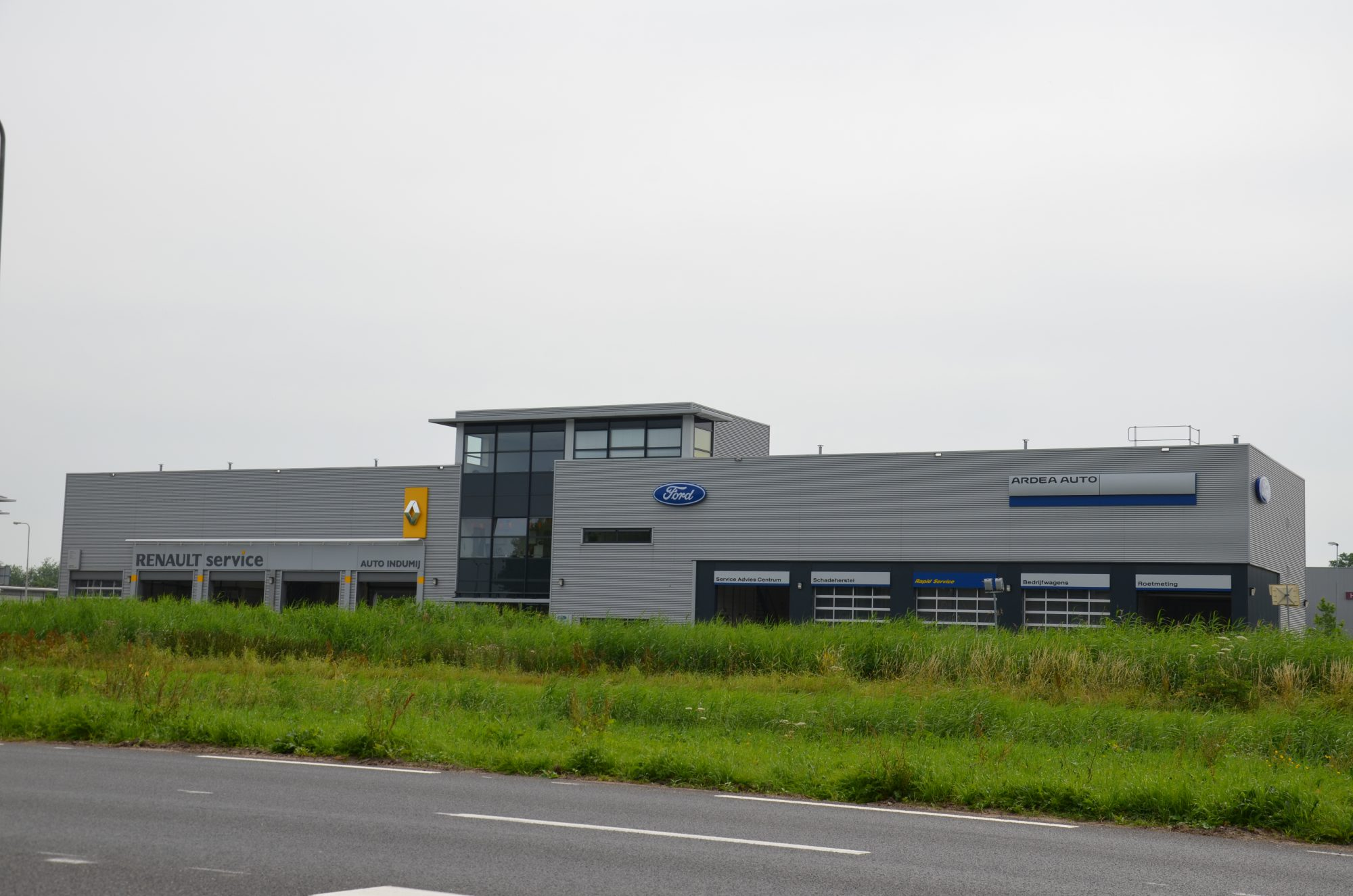 Servicecentrum Indumij