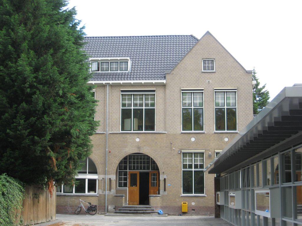 hoogvliet renovatie fundering school muhring dordrecht