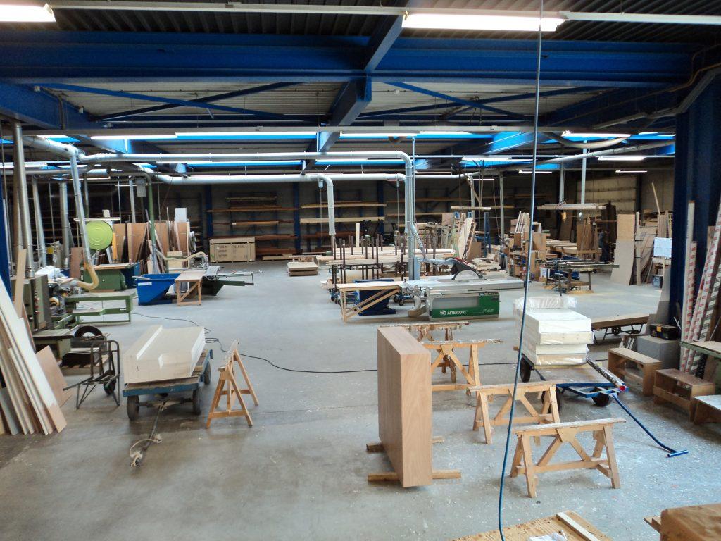 hoogvliet timmerfabriek