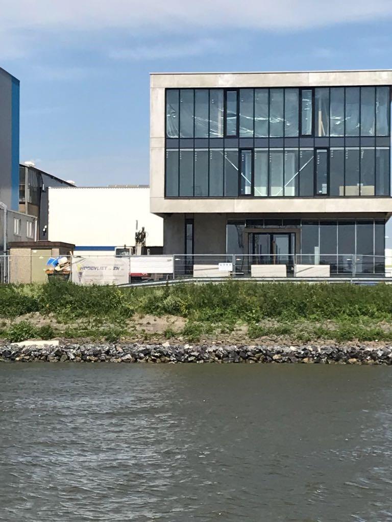 hoogvliet nieuwbouw kantoor Papendrecht