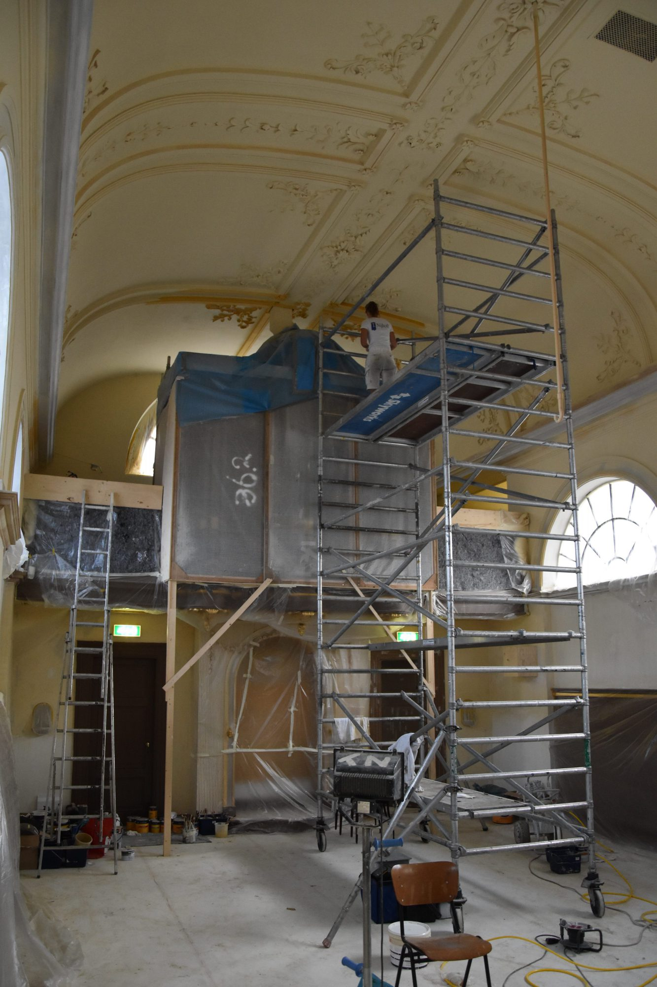 Hoogvliet Restauratie Oud-Katholieke kerk Dordrecht
