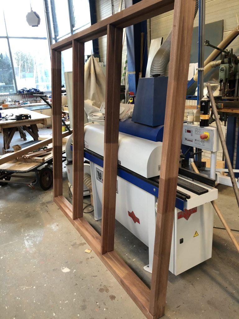 Hoogvliet timmerfabriek hardhout kozijnen