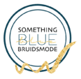 Logo Something Blue Bruidsmode